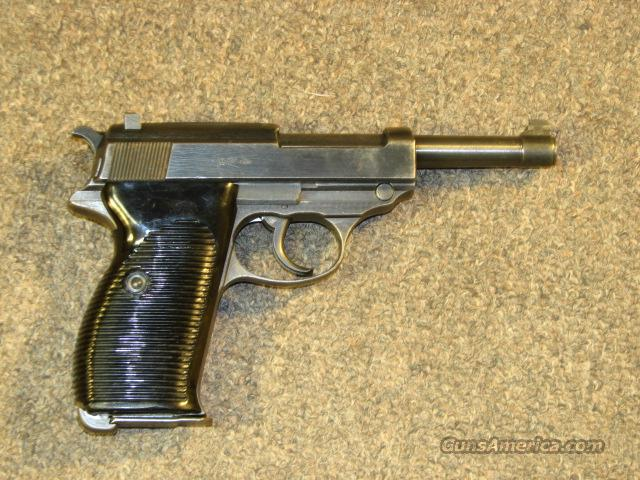 Mauser P38 byf 43 WWII Nazi German 9mm For Sale at GunAuction.com ...