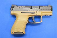 HECKLER & KOCH VP9SK 9mm FDE - NEW