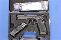 CZ 75 SP-01 TACTICAL 9mm w/BOX & TWO 18-RD MAGS