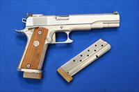 COLT 1911 SERIES 70 CUSTOM STAINLESS .38 SUPER