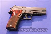 SIG SAUER P226R 9MM - NEW w/  Rosewood Grips