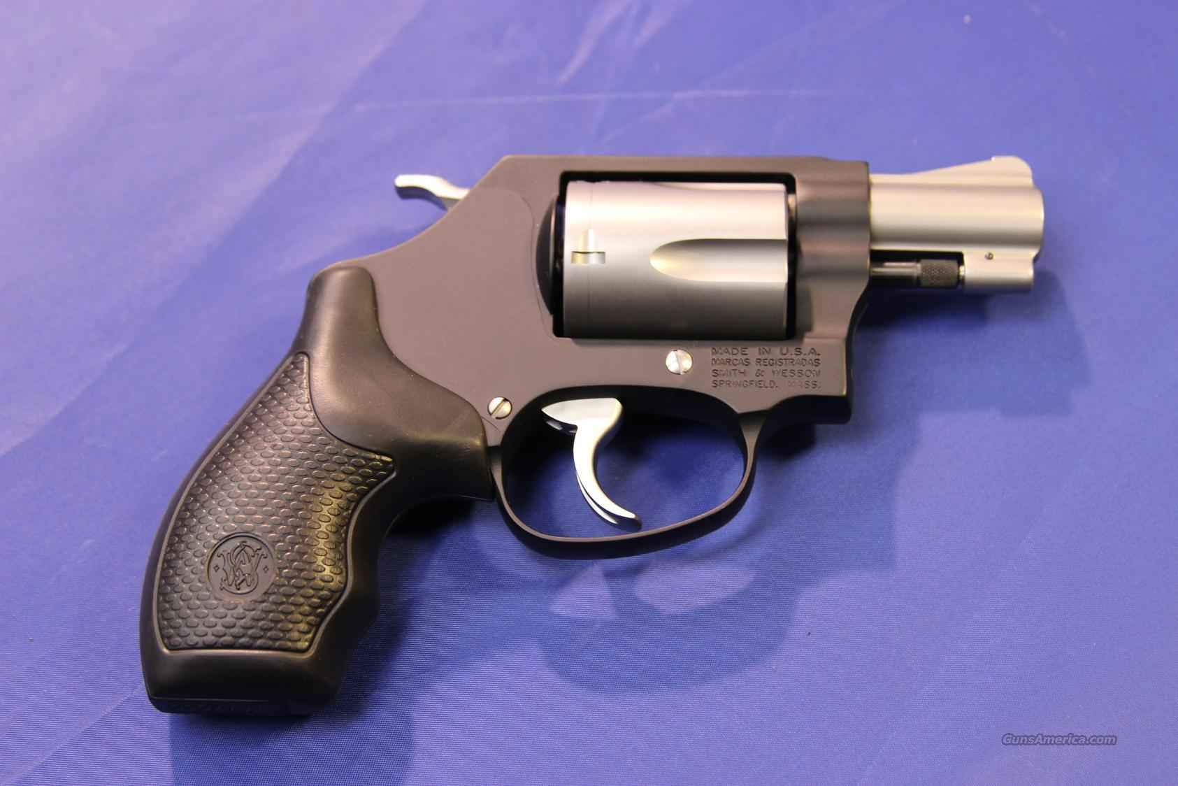 ***SOLD***SMITH & WESSON 437  38 SPECIAL - NEW!