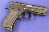 "CZ 75 COMPACT P01 3.5"" 9mm w/ BOX AND EXTRA MAG."