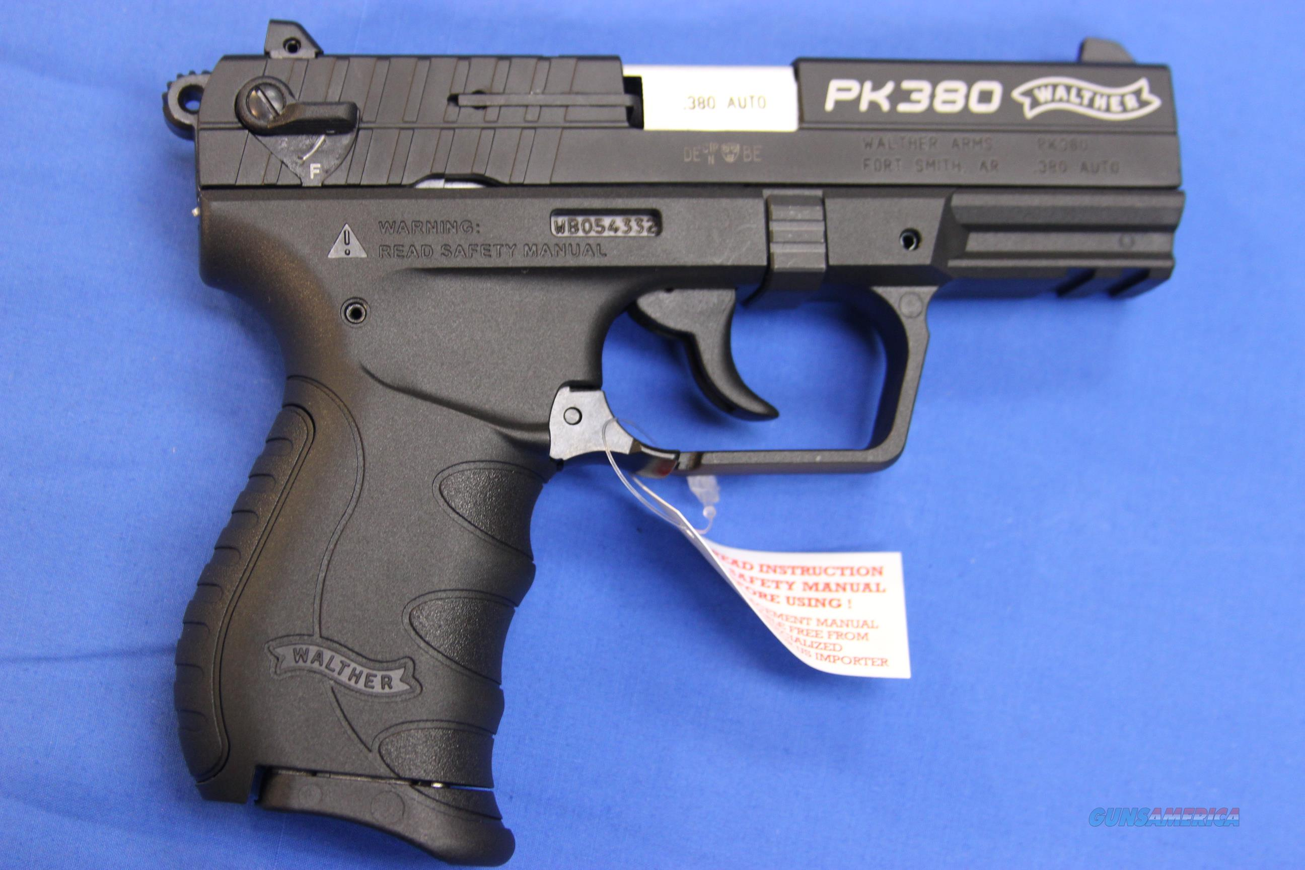 walther pk380 380 auto new for sale rh gunsamerica com manual for 1993 60hp mercury manual for 1993 60hp mercury