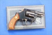 SMITH & WESSON 36 CHIEFS SPECIAL w/BOX - 1970 Mfg