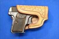 FN BELGIUM BABY BROWNING .25 ACP PISTOL w/HOLSTER