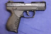 RUGER SR22 .22 LONG RIFLE - NEW!