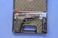 CZ 75B 9mm w/FACTORY BOX & 2 MAGS