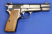 BROWNING HI-POWER 9mm BELGIAN - 1975