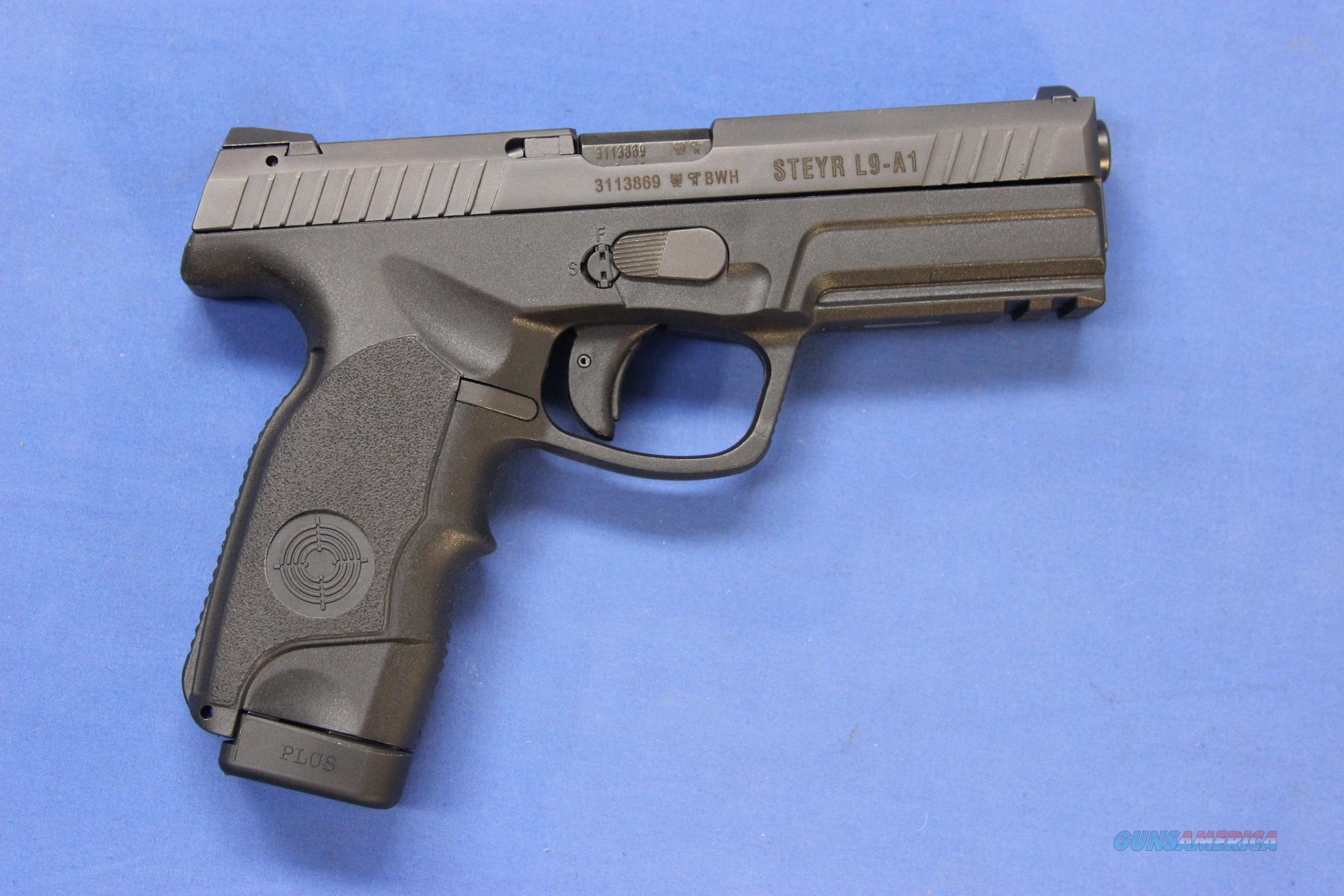 STEYR ARMS L9-A1 PISTOL 9mm - NEW w/BOX & 2 MAGS