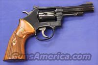 SMITH & WESSON 48-7 .22 MAGNUM - LIKE NEW!