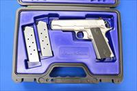 DAN WESSON 1911 VALOR SS .45 ACP w/BOX & 2 MAGS
