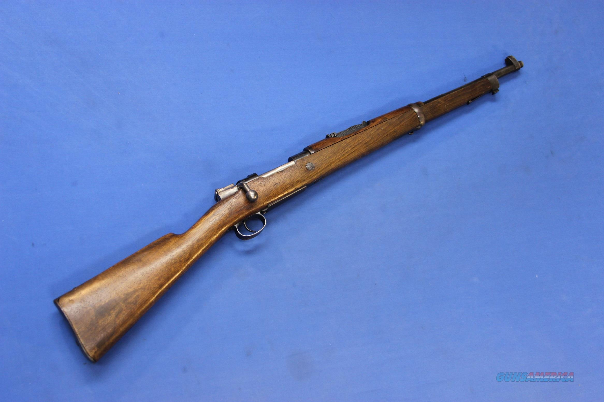 SPANISH 1916 MAUSER (93 ACTION) 7x57 MAUSER