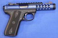 RUGER 22/45 LITE .22 LR BLUE - NEW!