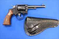 SMITH & WESSON PRE MODEL 10 M&P .38 SPECIAL w/HOLSTER