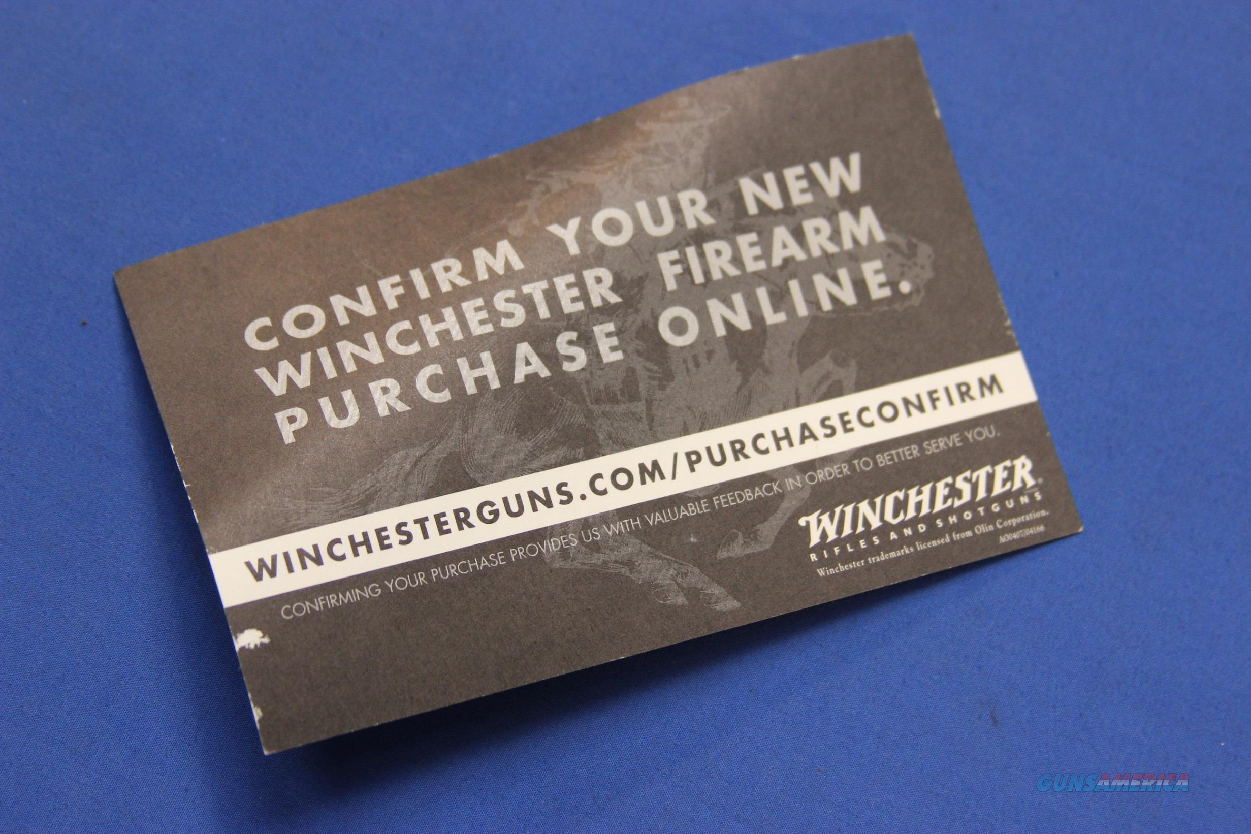 WINCHESTER 94 TRAILS END HUNTER .25-35 WIN w/FA... for sale