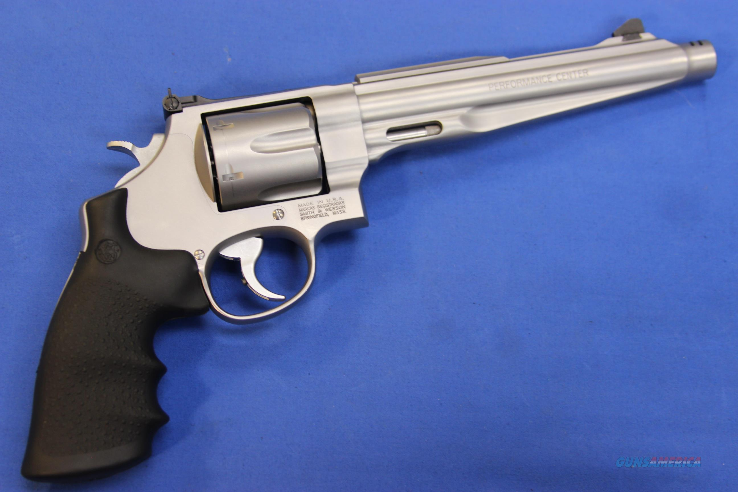 SMITH & WESSON 629 PERFORMANCE CENTER  44 MAG 7 5