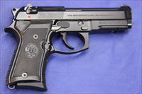 BERETTA 92FS 9mm COMPACT w/ RAIL - NEW!