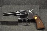 Colt 1957 Official Police with Laynard