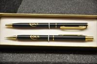 Colt 1977 Factory Presentation Pen and Pencil Set