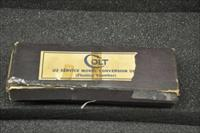Colt 1948 22 Conversion unit in Black Box