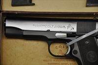 Colt 1951 Commander 38 Super New in the box