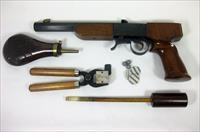 H Lloyd Resor * RARE * BlackPowder Handgun