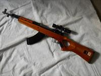 "NORINCO SKS TYPE ""D""   USES STD 7.62X39 AK MAGAZINES"