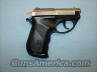 TAURUS PT22 22 LR NICKEL/POLY