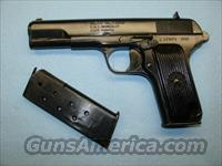 ROMANIAN TTC 7.62X25 C&R  ELIGIBLE