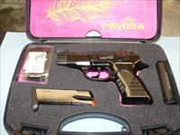 EAA WITNESS PAVONA 40 S&W FOR THE DISCERNING WOMAN