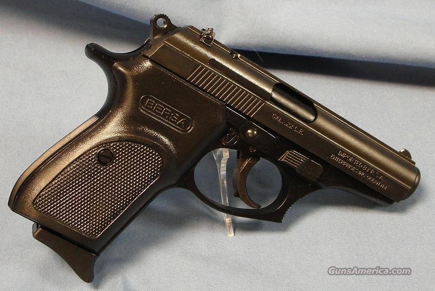 Bersa Thunder 22 Double Action Semi-Automatic Pistol  22 LR