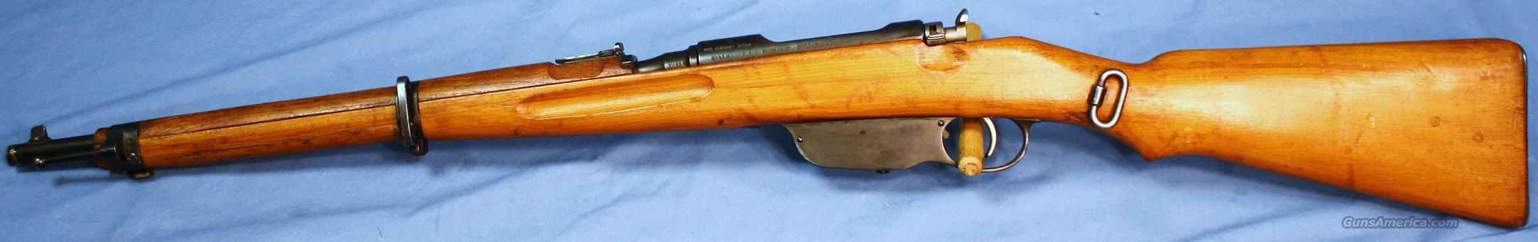 Hungarian Steyr M95 Budapest Bolt Action Rifle 8x56R