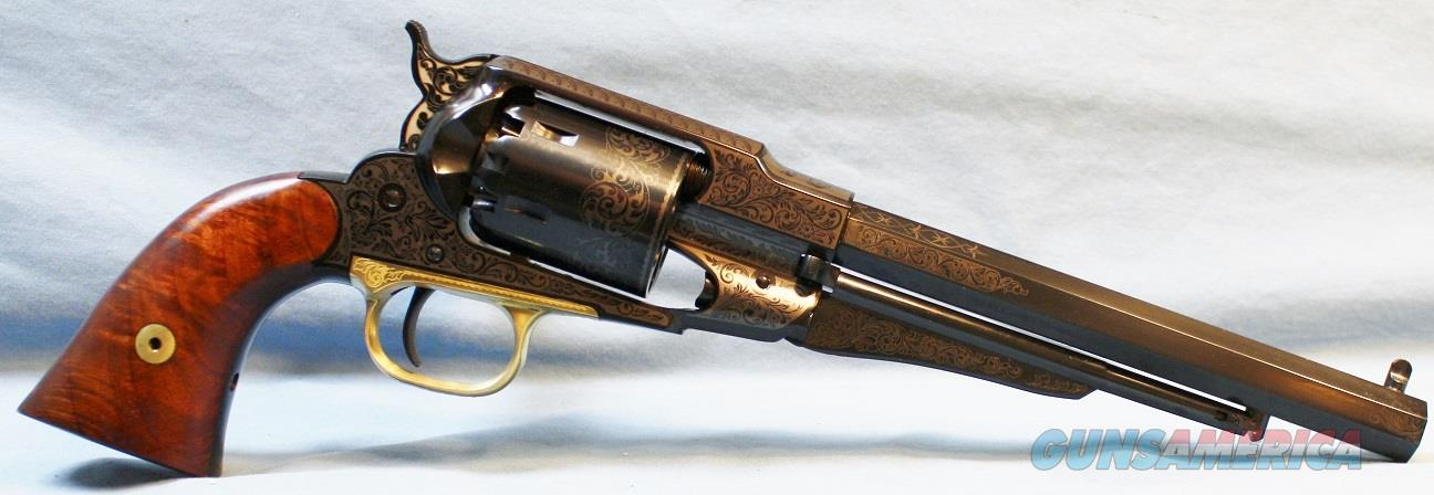 traditions engraved 1858 remington single actio for sale
