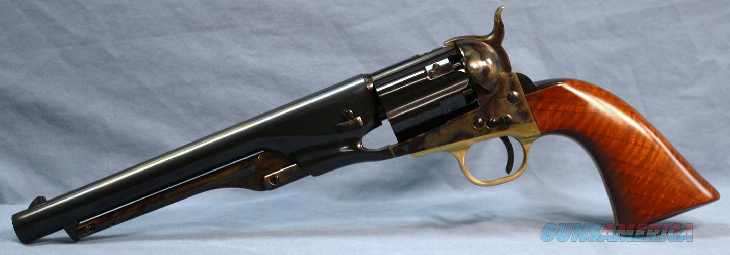 Image result for colt 1860 army fluted uberti