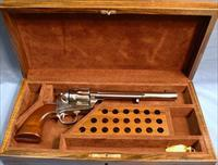 Cimarron 1873 Cavalry Scout Single Action Revolver Case Set 45 Colt