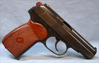 Bulgarian Army Makarov Double Action Semi-Automatic Pistol 9mm Makarov Free Shipping and No Credit Card Fees!
