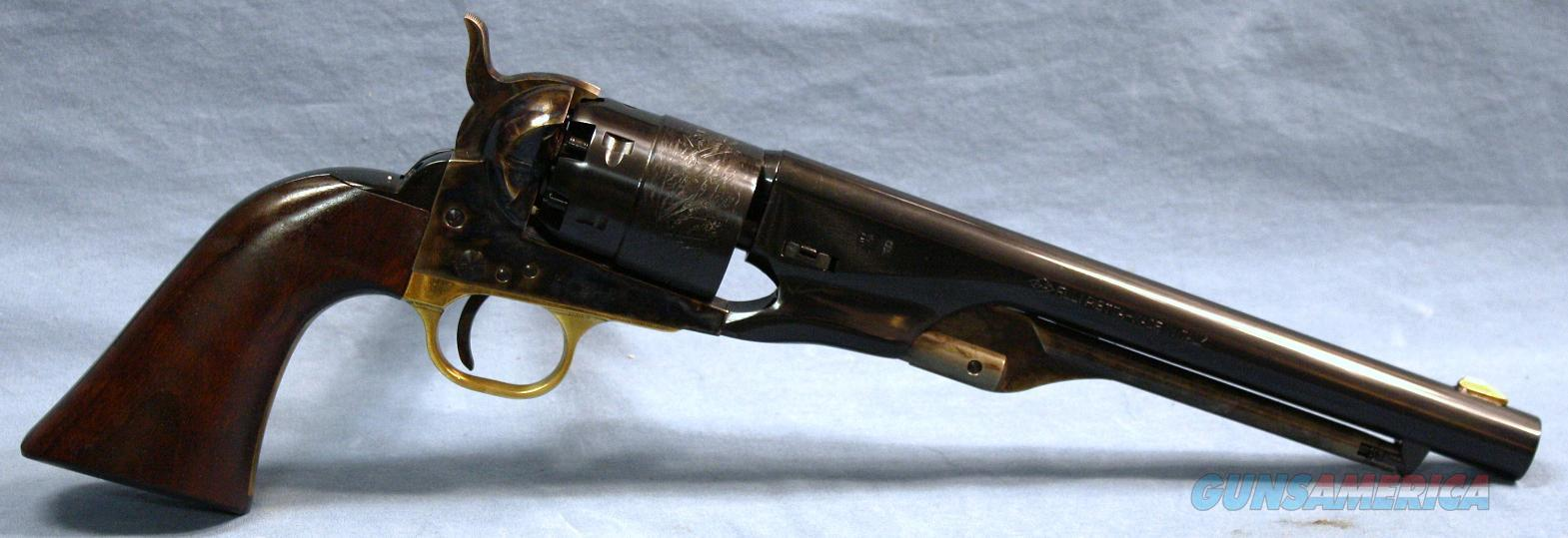 traditions model 1860 army single action percus for sale