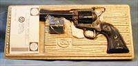 Colt New Frontier Single Action Revolver, made in 1974, 22LR and 22MAG Free Shipping!!