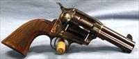 Uberti 1873 El Patron CMS (Cowboy Mounted Shooting) Single Action Revolver 45 Colt