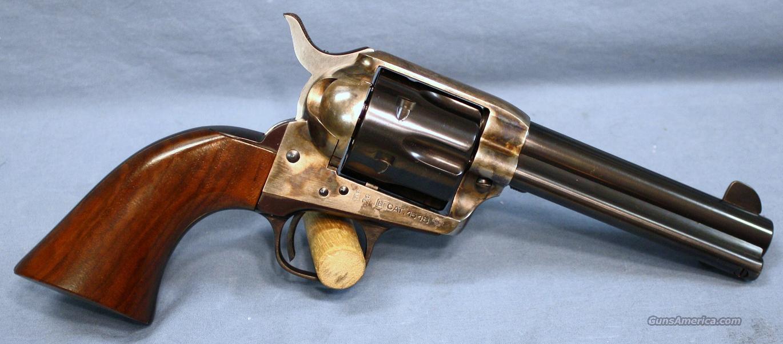 American Arms Uberti 1873 Regulator Single Action Revolver 45 Colt