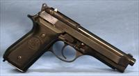 Beretta 92S Double Action Semi-Automatic Pistol, Made in Italy, 9mm