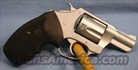 Charter Arms Undercover Double Action Revolver 38 Special