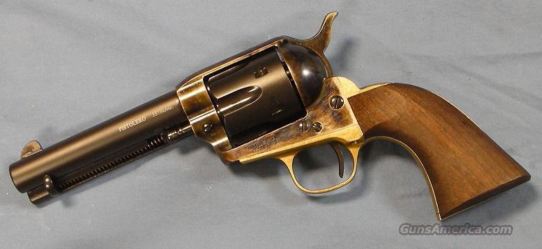 Cimarron Pistolero 357 Magnum Single Action Revolver