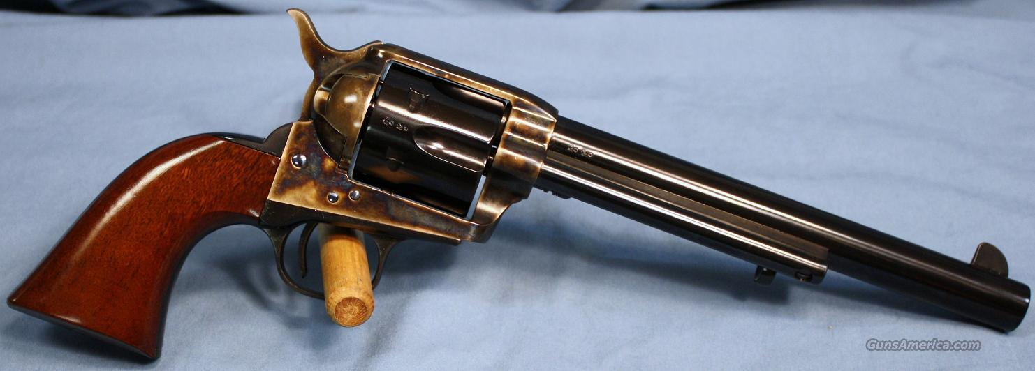 Cimarron 1873 Cavalry Model Single Action Revolver  45 Colt