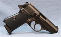 Walther PPK/S Semi-Automatic Pistol .22 Long Rifle