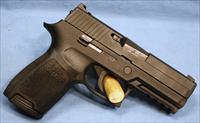 Sig Sauer P250 DAO Compact Semi-Automatic Pistol 9mm Free Shipping and No Credit Card Fees!