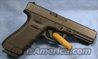 Glock 22 Gen 4 Double Action Semi-Automatic Pistol 40 S&W