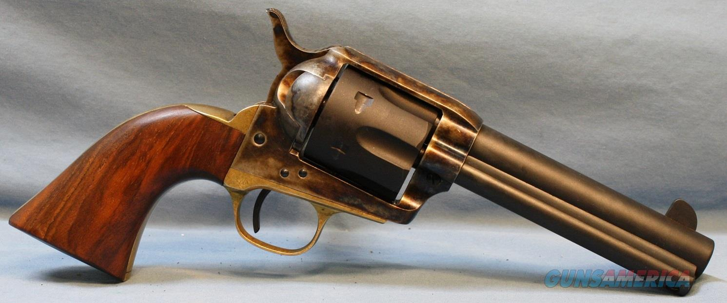 Cimarron / Uberti Model 1873 Pistolero Single Action Revolver, 45 Colt Free  Shipping!
