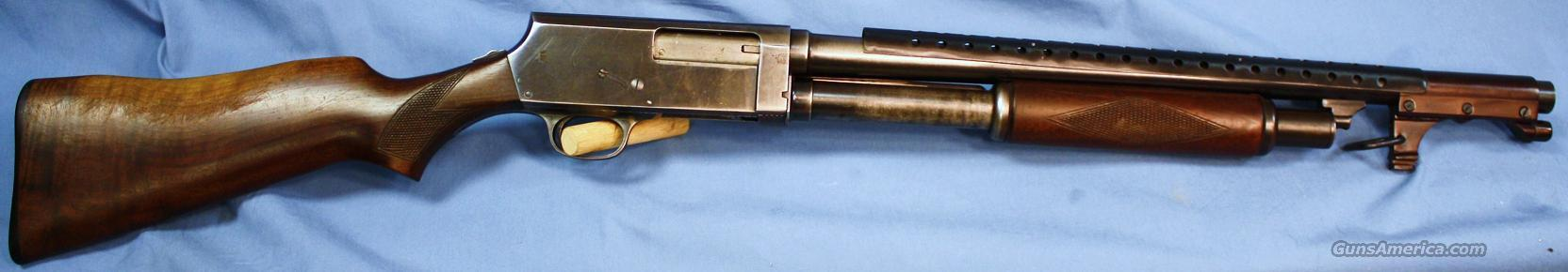 wards western field model 30 pump action trench for sale